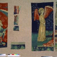 Saint-Jean devant l'ange; Saint-Jean devant le Christ