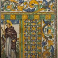 ref: PM_096763_E_Cervera; Frontal d'altar ceràmic